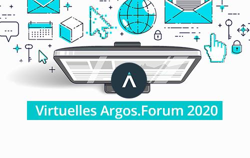 Grafik Argos.Forum 2020